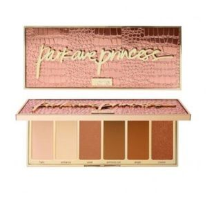 New tarte park avenue princess face palette bronze